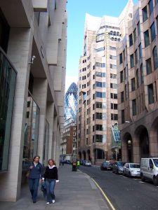 Mincing Lane in 2006